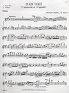 Carl Fischer Dancla, Ch.: 6 Airs Varies Op 118 (violin & piano)