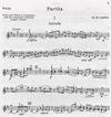 LudwigMasters Loeffler, Charles Martin: Partita (violin & piano)