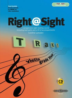 C.F. Peters Lumsden: ABRSM Right @ Sight Violin Grade 5