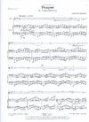 Carl Fischer Harberg, Amanda: Prayer (viola & piano) Theodore Presser