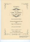 David E. Smith Heffler, R: Come, Ye Sinners, Poor and Needy (viola & piano)