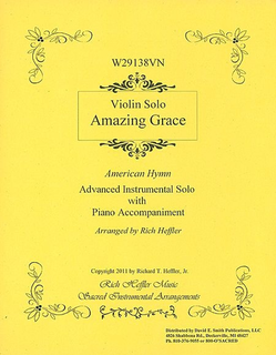 Heffler, Rich: Amazing Grace (viola & piano)