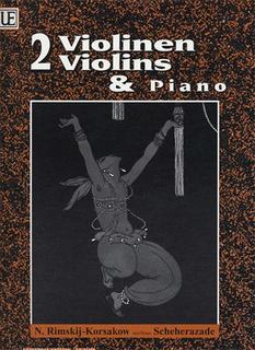 Carl Fischer Rimsky-Korsakov: Scheherazade (2 violins & piano) UE