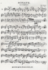 LudwigMasters David: The High School of the Violin 18th Century Sonatas Bk.2 (violin & piano)