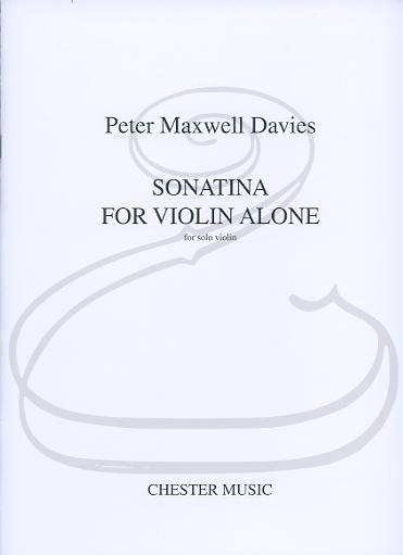 HAL LEONARD Davies: Sonatina for Violin Alone (violin) Chester