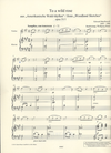 HAL LEONARD MacDowell, E. (Birtel, arr.): To a Wild Rose, Op. 51, No.1 (violin and piano)