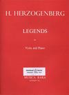 Herzogenberg, Heinrich von: Legends (viola & piano)