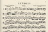 International Music Company Hoffmeister (Herrmann): Studies (viola) International