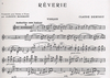 LudwigMasters Debussy, C.: Two Pieces - Reverie & Beau Soir (violin, and piano)