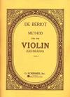 HAL LEONARD De Beriot, C.A. (Lehmann): Method for the Violin, Volume I (violin)
