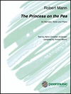 HAL LEONARD Mann, Robert: Princess on the Pea (narrator, violin, piano)