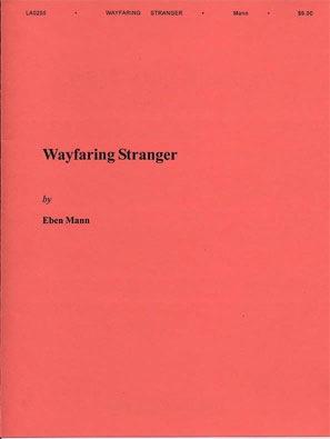 HAL LEONARD Mann, Eban: Wayfaring Stranger (violin & piano)