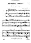 Carl Fischer Mascagni, Pietro: Intermezzo Sinfonico from ''Cavalleria Rusticana''  (violin & piano)