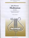 Carl Fischer Massenet, Jules (Marsick): Meditation from Thais, Carl Fischer