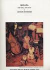 LudwigMasters Honegger, Arthur: Sonata for Viola and Piano