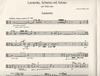 Hubler, Klaus K.: Lamento, Scherzo ed Arioso per Viola Solo (Viola)