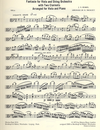 Hummel, J.N.: Fantasie (viola & piano)