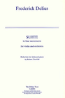 HAL LEONARD Delius, F: Suite in Four Movements (violin & piano)