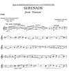HAL LEONARD Delius, F.: Serenade from Hassan (violin & piano)