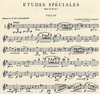 International Music Company Mazas, J. (Galamian, Ed.): Etudes Speciales, Op.36, No.1 (violin) IMC