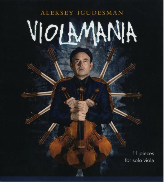 Carl Fischer Igudesman: Violamania (viola solo)