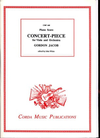 Jacob, Gordon: Concert-Piece for Viola and Orchestra (viola & piano)