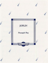 Joplin, Scott: Pineapple Rag (viola & piano)