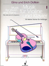 Doflein: 50 Small Pieces for Beginners (violin & piano)