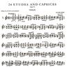 International Music Company Dont, Jakob (Galamian): Etudes & Caprices, Op.35 (violin) IMC