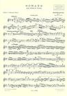 HAL LEONARD Mendelssohn, F.: Sonate Op.4 (violin & piano)