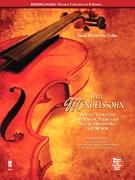 HAL LEONARD Mendelssohn, Felix: Double Concerto for Violin, Piano & String Orchestra in D minor
