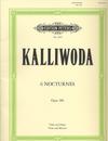 Kalliwoda, J.W.: 6 Nocturnes, Op. 186 (viola & piano)