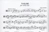 Karabyts, Ivan F.: Valse for Solo Viola