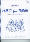 Last Resort Music Publishing Kelley, Daniel: Music for Three Vol.3 Sacred Music, Spirituals & Traditional Jewish Pieces (Viola)