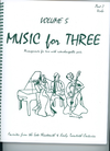 Last Resort Music Publishing Kelley, Daniel: Music for Three Vol.5 Late 19th-Early 20th Century (viola)