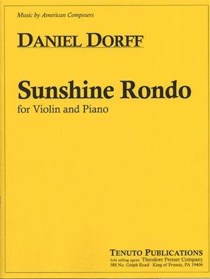 Carl Fischer Dorff, Daniel: Sunshine Rondo (Violin & Piano)