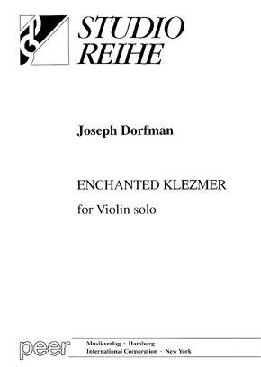 Carl Fischer Dorfman, Joseph: Enchanted Klezmer (violin solo)