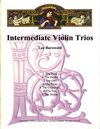 LudwigMasters Burswold, Lee: Intermediate Violin Trios (parts and score)