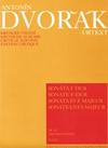 Barenreiter Dvorak, Antonin: Sonata in F minor op. 57 (violin, piano)