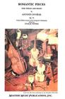 LudwigMasters Dvorak, Antonin: Romantic Pieces Op.75 (violin & piano)