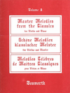 Bosworth Beer, L.: (Collection) Master Melodies from the Classics, Vol.2 (violin, and piano)