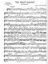 Carl Fischer Mollenhauer, Edward: The Infant Paganini Fantasia (Violin & Piano)
