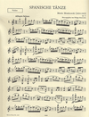 Moszkowski, Moritz: Spanish Dances, Op. 12 (violin & piano)
