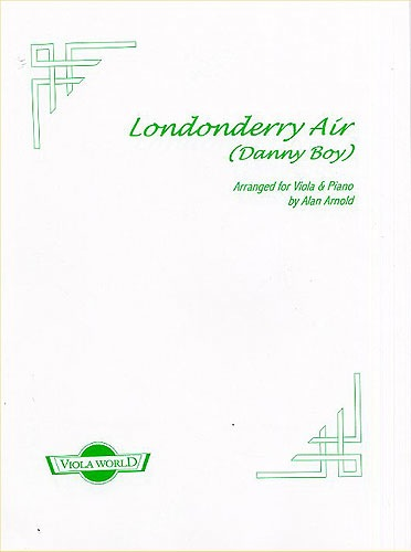 Arnold, A: Londonderry Air ''Danny Boy'' (viola & piano)