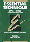 HAL LEONARD Allen, Gillespie, & Hayes: Essential Technique (violin)