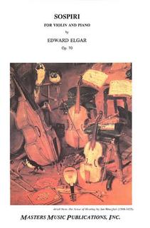 LudwigMasters Elgar, Edward: Sospiri Op.70 (violin & piano)