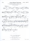 Carl Fischer Leshnoff, Jonathan: Three Minute Chaconne (viola)