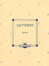 Matthews, Holon: Fantasy for Viola & Piano