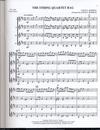 HAL LEONARD Jendras: The String Quartet Rag (4 Violins, score and parts)