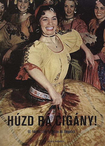 HAL LEONARD Farkas, Ferenc: Play Up, Gypsy! 60 Hungarian Songs for Violin & Piano